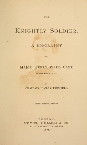 Download The knightly soldier