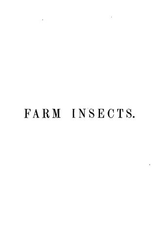 Download Farm insects