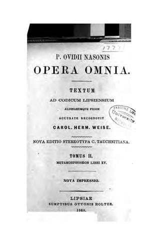 Opera omnia…