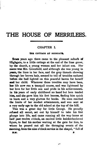 House of Merrilees