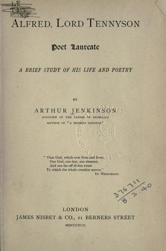 Download Alfred, Lord Tennyson, poet laureate