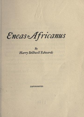 Eneas Africanus.