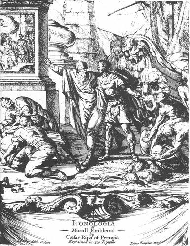 Iconologia del cavaliere Cesare Ripa, perugino