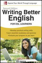 Download Writing better English for ESL learners