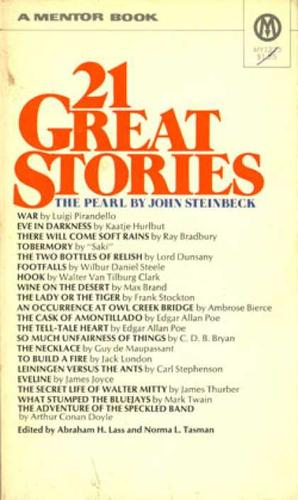 Image of 21 Great Stories book cover