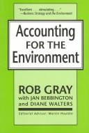 Download Accounting for the environment