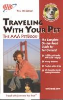 Traveling with Your Pet — The AAA PetBook