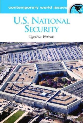 U.S. national security