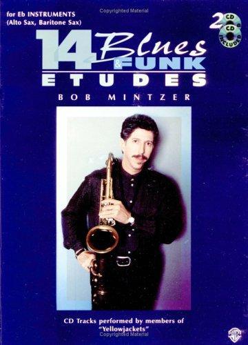 Download 14 Blues & Funk Etudes