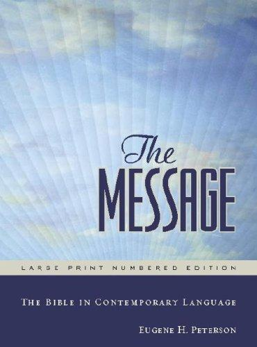 Download The Message Bible