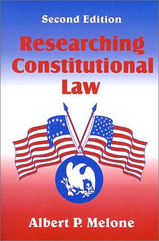 Download Researching constitutional law