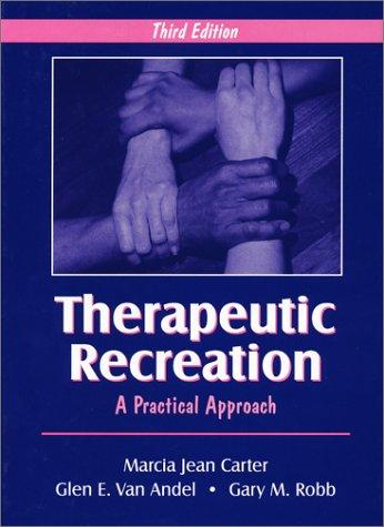Download Therapeutic recreation