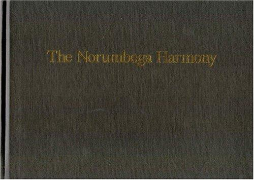 Image for The Norumbega Harmony: Historic and Contemporary Hymn Tunes and Anthems from the New England Singing School Tradition (American Made Music Series)