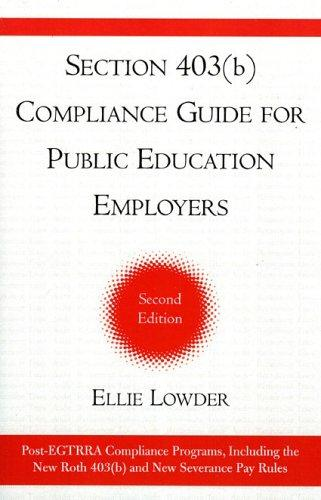 Download Section 403(b) compliance guide for public education employers