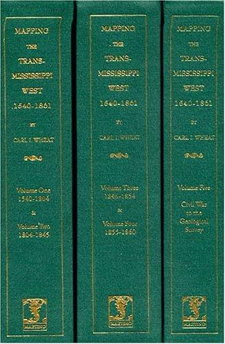 Download Mapping the transmississippi West, 1540-1861