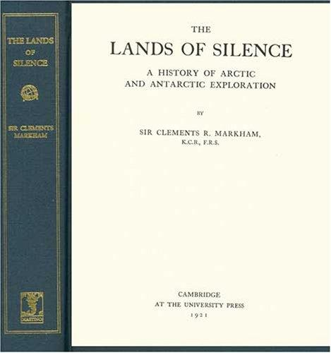 The lands of silence