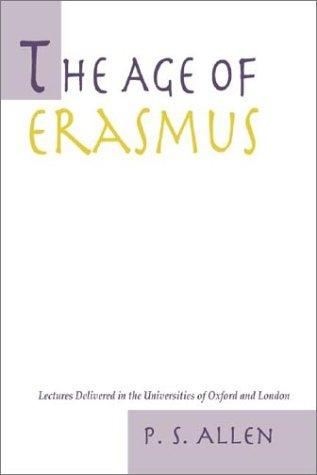 Download The Age of Erasmus