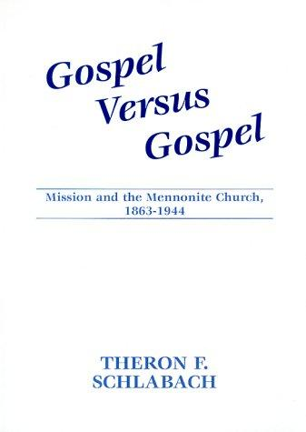 Download Gospel Versus Gospel