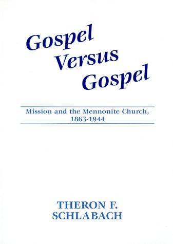 Gospel Versus Gospel