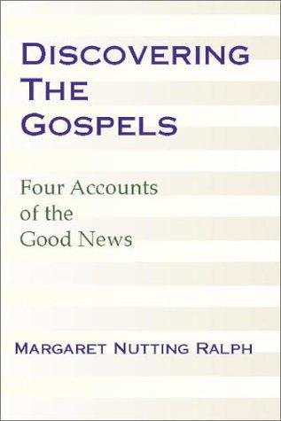 Download Discovering the Gospels