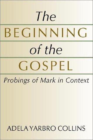 Download Beginning of the Gospel