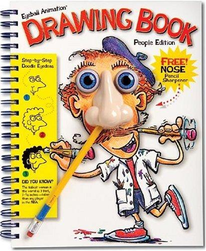 Eyeball Animation Drawing Book