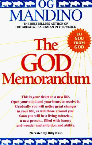 Download The God Memorandum