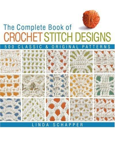 Amazon.com: Crochet Stitches VISUAL Encyclopedia (Teach Yourself