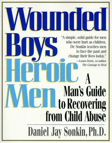 Wounded boys, heroic men