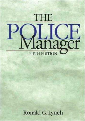 Download The police manager