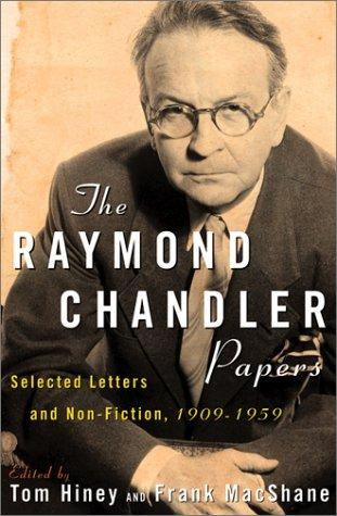 Download The Raymond Chandler Papers
