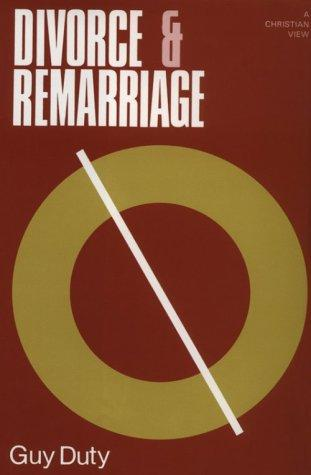 Download Divorce and Remarriage