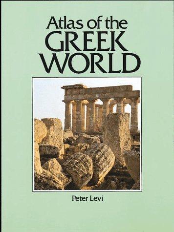Atlas of the Greek world