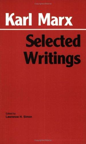 Download Selected writings
