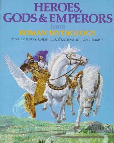 Download Heroes, gods & emperors from Roman mythology