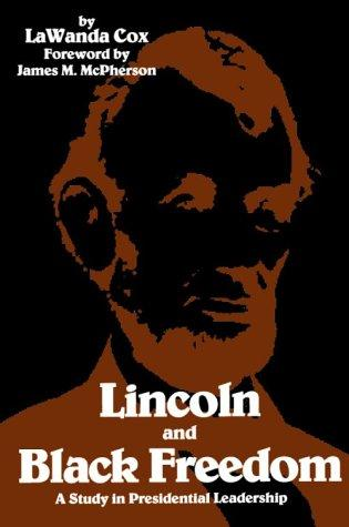 Download Lincoln and Black freedom