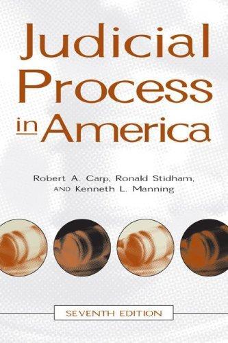 Download Judicial Process in America