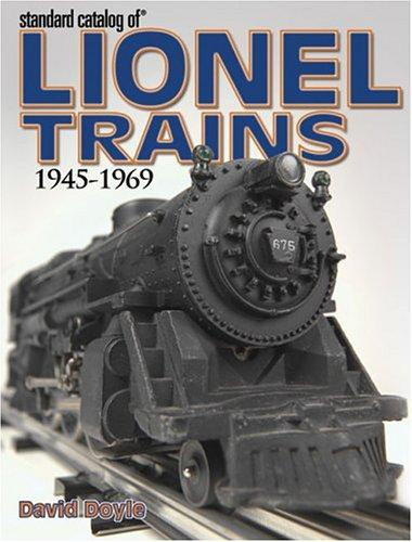 Download Standard Catalog Of Lionel Trains