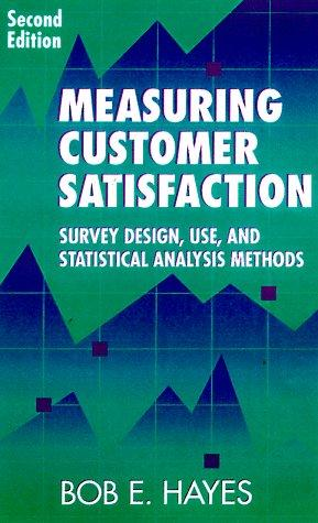 Download Measuring Customer Satisfaction