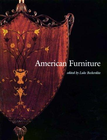 American Furniture 1998 (American Furniture Annual), Beckerdite, Luke (Editor)