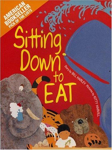 Download Sitting down to eat