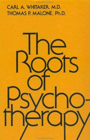 The roots of psychotherapy