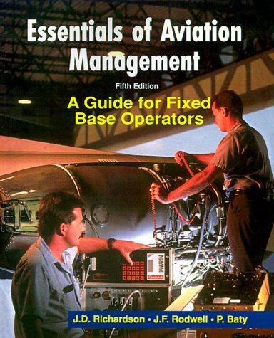 Download Essentials of aviation management
