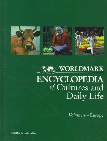 Download Worldmark Encyclopedia of Cultures and Daily Living