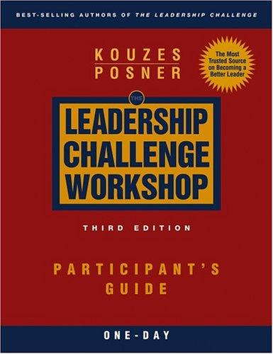 Download The Leadership Challenge Workshop
