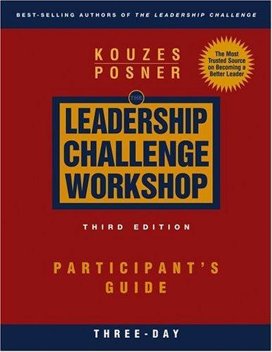 Download The Leadership Challenge Workshop