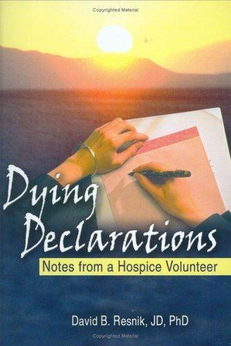 Download Dying Declarations