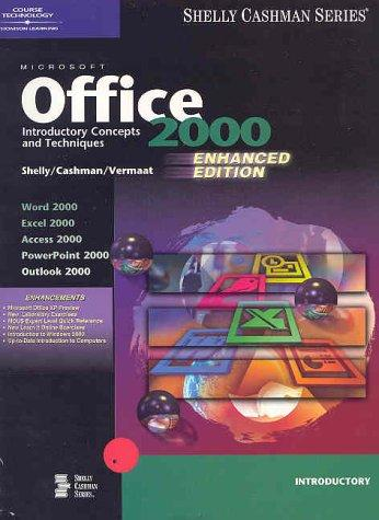Download Microsoft Office 2000: Introductory Concepts and Techniques