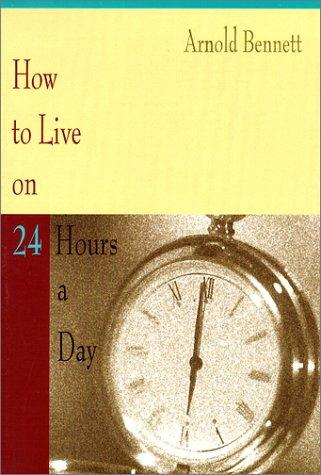 Download How to Live on 24 Hours a Day