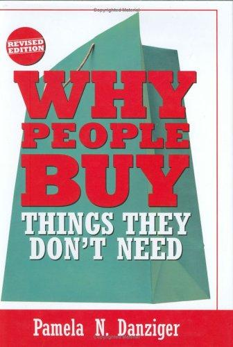 Download Why people buy things they don't need